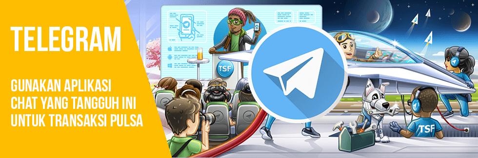 Cara pararel Center Telegram Top Auto payment